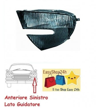 Fanalino Freccia Alfa 147...