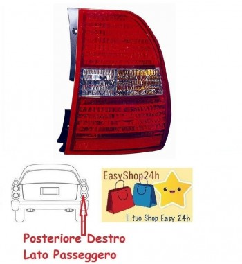 Fanale Pos.DX Sportage...