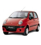 Daewoo Matiz 01/2001-01/2005